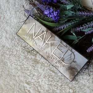 Urban Decay Other - UD Naked Smoky pallet