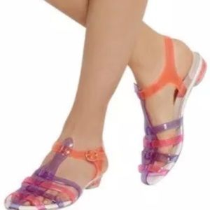 Sophia Webster Shoes - Sophia Webster Colorblock Violeta 39.5