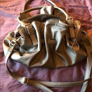 Clarks Handbags - Clark gold bag