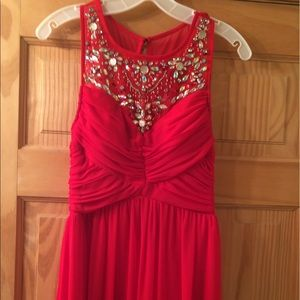 Burlington Pink Spaghetti Strap Dress