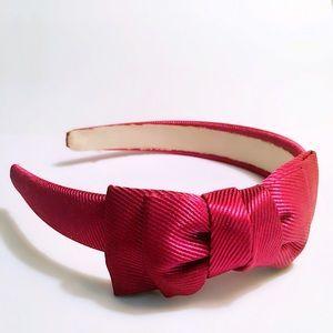 Headband with bow knot🎀