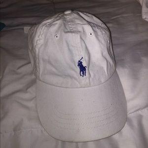 Polo by Ralph Lauren Accessories - white polo hat e0cbddfe8a4