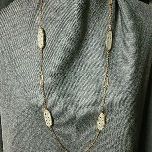 Kendra Scott inspired necklace