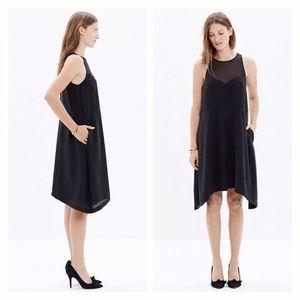 """Madewell Silk """"Parkview Dress"""""""