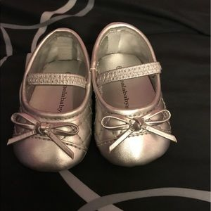 Koala Kids Other - Silver Koalababy Dress Shoes