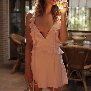 Flynn Skye Dresses & Skirts - Flynn Skye 'Mimi' Dress in Ballet Slippers