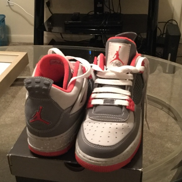 2e90ddac86 Air Jordan Shoes | Nike Girls Ajf Gs | Poshmark