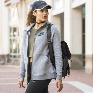 Nike Accessories - Nike Black and Silver Dri Fit Knit Mesh Cap