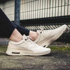 Nike Shoes - Nike Air Max Thea Ultra Oatmeal SE Sneakers