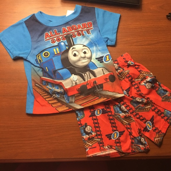 648bc85b6 Thomas   Friends Pajamas