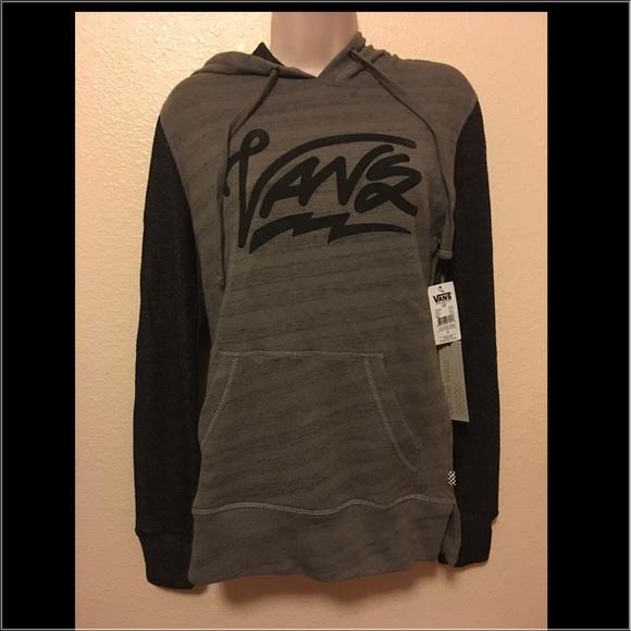 33 off vans jackets amp blazers new vans hoodie jacket