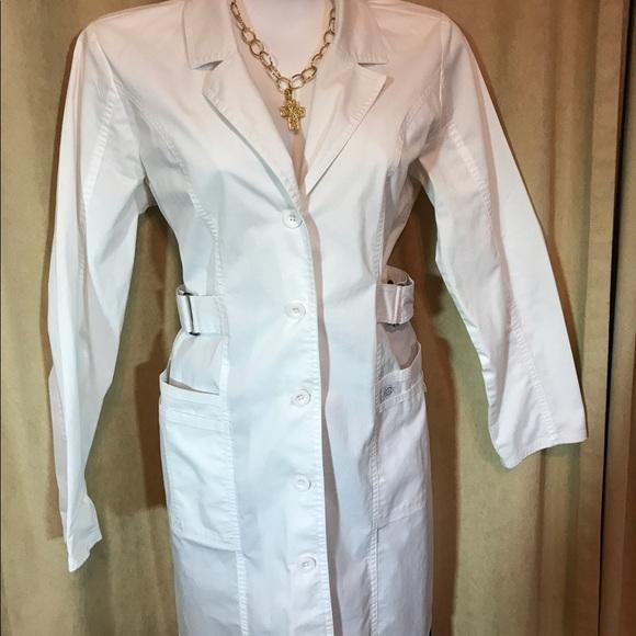 745b56e1c25 Dickies Jackets & Coats   Medical Genflex 36 Inch Lab Coat   Poshmark
