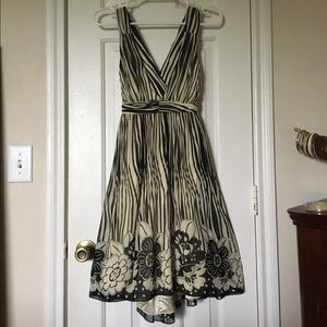 Alice + Olivia Dresses & Skirts - NWOT Alice + Olivia Silk V Neck Dress