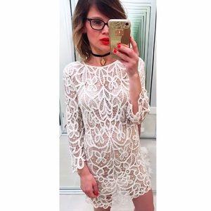 3.1 Phillip Lim Dresses & Skirts - ➡3.1 Phillip Lim Lace Shift Dress⬅