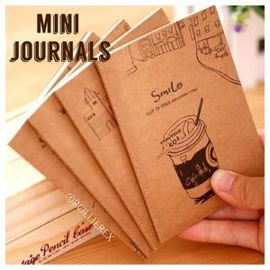 Accessories - Mini Journals
