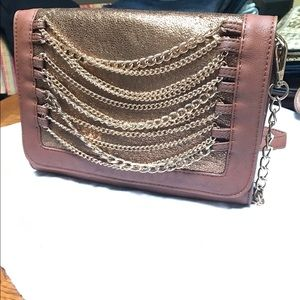Pink Cosmo Cross Body Bag