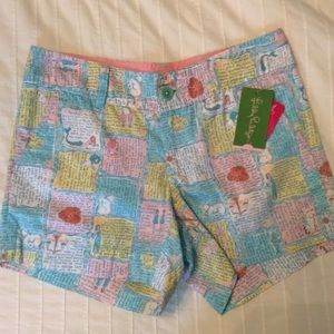 NWT Lilly Pulitzer WRITTEN IN THE STARS Callahan 2