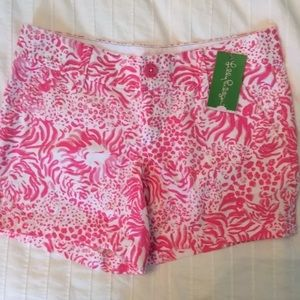 NWT Lilly Pulitzer GET SPOTTED Callahan Shorts 2