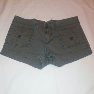 Angel Kiss Pants - Dark gray casual shorts