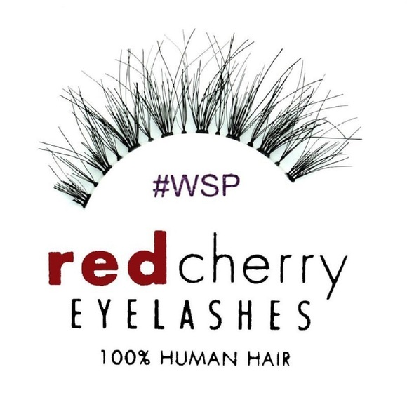 Red Cherry Makeup Wsp Eyelashes Poshmark