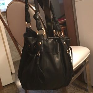 b. makowsky Handbags - B. Makowsky black leather bag *Price is Firm*