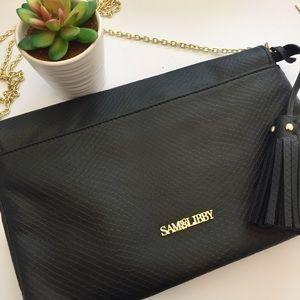 Sam & Libby Handbags - Sam & Libby • Black Crossbody