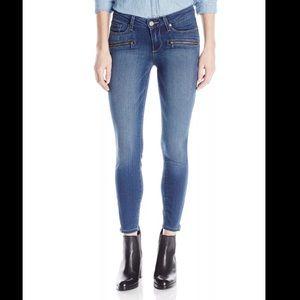 Paige Jeans Denim - ⚡️Paige zip crop jeans