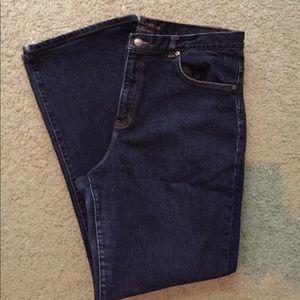 Ralph Lauren Denim - Ralph Lauren Classic Bootcut Jeans