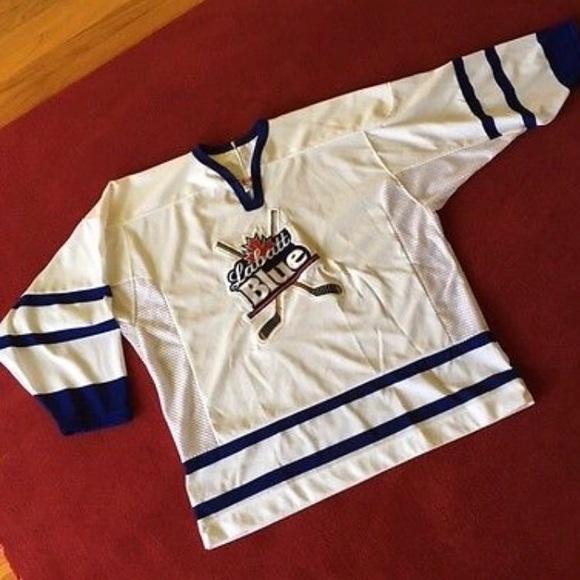 CCM Other - Labatt Blue Hockey Jersey 50d8d393c07