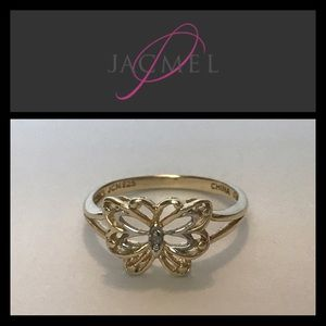 Jacmel Jewelry - Butterfly Ring