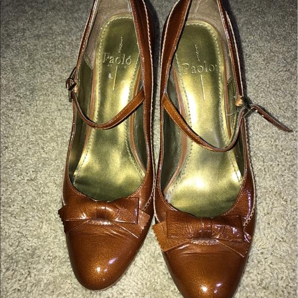 Shoe Republic Mary Jane Heels