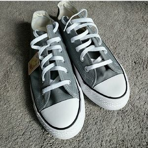 Converse Shoes - Gray Converse All-Stars Brand New