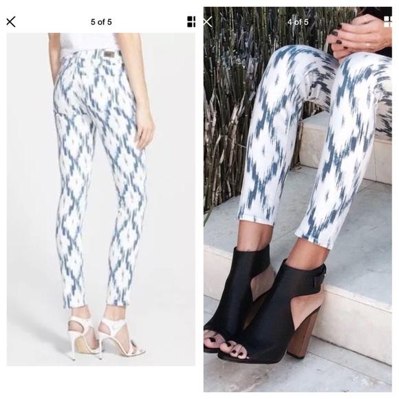 NEW Paige Verdugo Ultra Skinny Leg Jeans in Alexandria