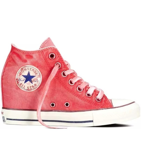 Womens Converse Wedge Shoes
