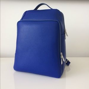 Barneys New York Other - BARNEY'S  NYC Leather Backpack.  NWT
