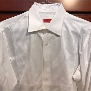 Isaia Other - Isaia Tux Shirt