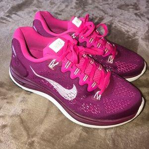Shoes - Nike Lunarlon sneakers size 6.5 - worn once