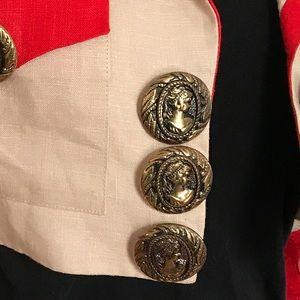 Vintage Jackets & Coats - Gorgeous ornate embroidery vintage jacket /blazer