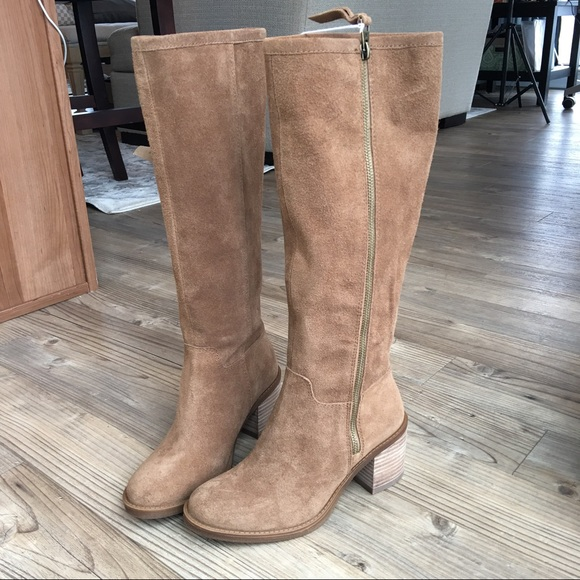 db958a42db3 Lucky Brand Resper Suede Boots