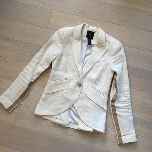 Smythe Jackets & Blazers - SMYTHE white linen blazer!