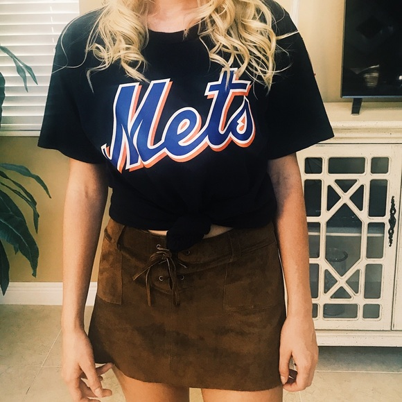 Urban Outfitters Tops - SOLD✨VINTAGE METS TEE