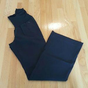 GAP Pants - Gap hip slung fit maternity pants