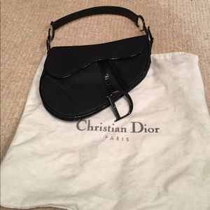 Christian Dior Bags - Christian Dior D Saddle Bag 👜 2947307491