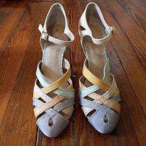 Miss Albright retro heel, 6M