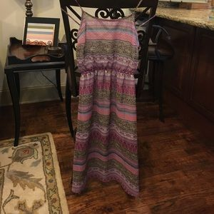 Vintage Havana Other - Flowy Maxi Dress