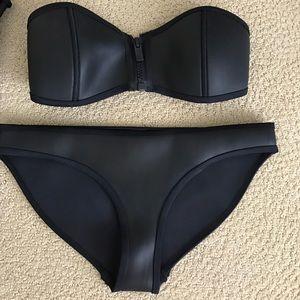 """triangl swimwear Other - 🎉 1 HOUR SALE!! Black """"Winnie"""" Triangl Swimsuit"""