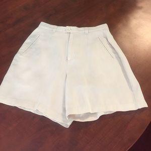 Tommy Bahama Pants - Tommy Bahama silk shorts are timeless
