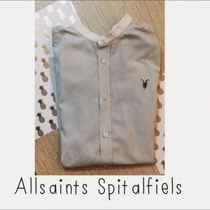 All Saints Other - All Saints Spitalfields Ramshead Men's button Down