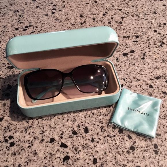 2bfd6097e75e Tiffany   Co. Twist Square Bow Sunglasses - TF4092.  M 592db1aa2ba50aeff700b430. Other Accessories ...