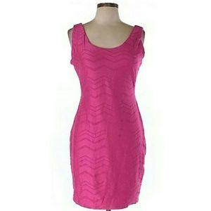 • {Xhilaration} Pink Bodycon Dress